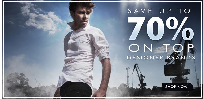 Swerve: Sale up to 70% off on top designer brands