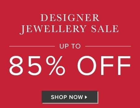 John Greed Jewellery: Sale up to 85% off designer jewellery