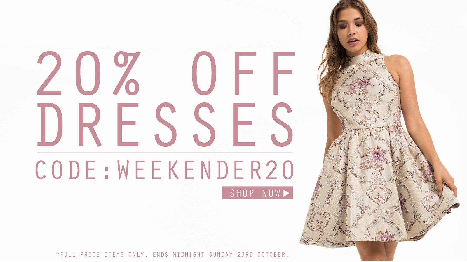 Chi Chi : 20% off dresses