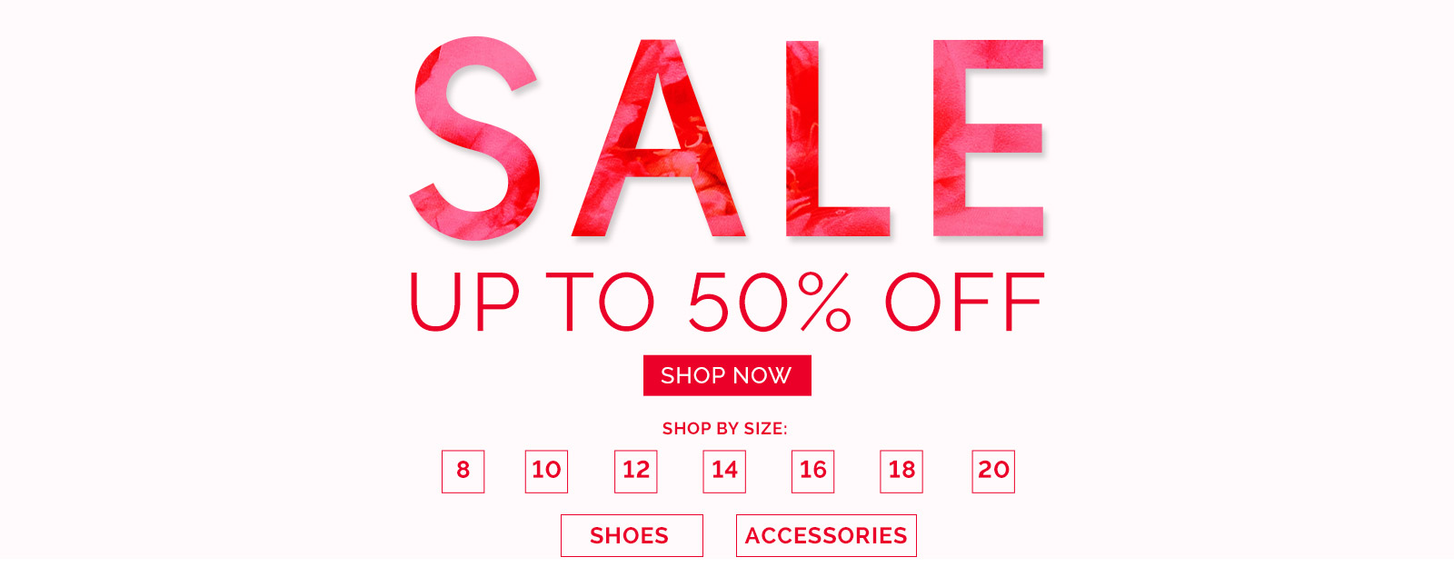 Wallis: sale up to 50%