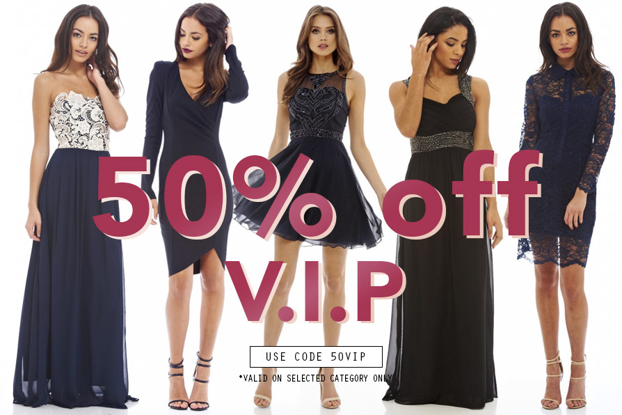 Ax Paris: Sale up to 50% off dresses