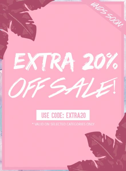 AX Paris AX Paris: extra 20% off sale