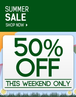 Ace: Sale 50% off summer products