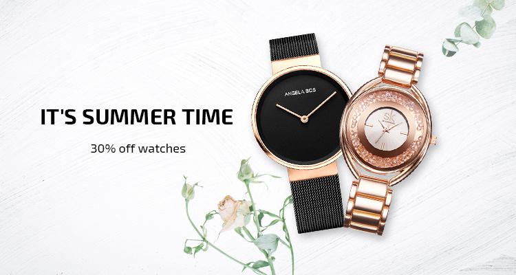 AliExpress AliExpress: 30% off watches