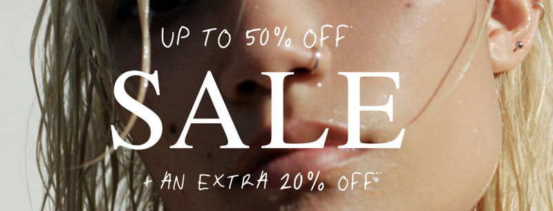 AllSaints: an extra 20% off sale