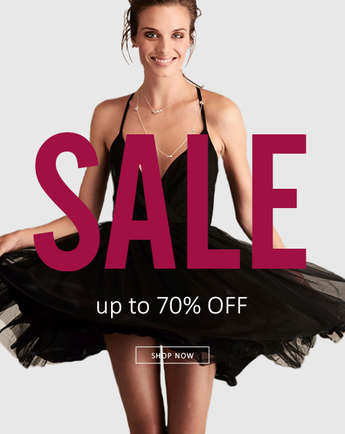 Argento: Sale up to 70% off jewellery and watches