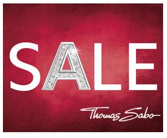 Argento: Sale up to 65% off on Thomas Sabo jewellery
