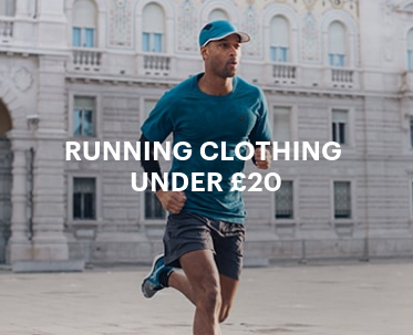 Asics Clearance: running clothing for him under £20