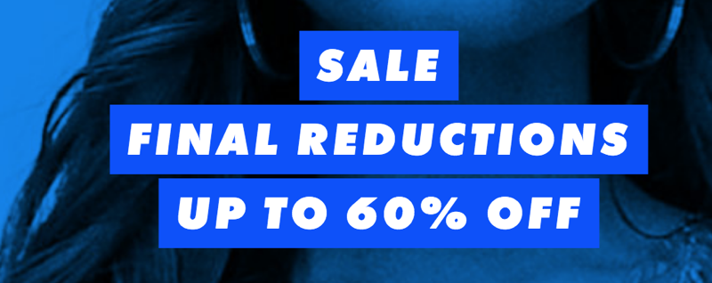 ASOS: Sale up to 60% off women's and men's clothing