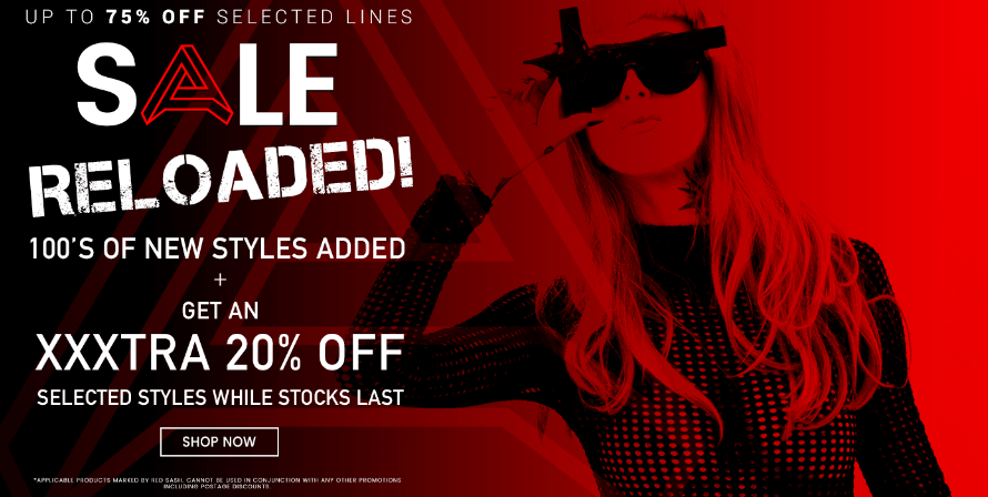 Attitude Clothing: extra 20% off Gothic, Punk and Kawaii fashion from sale up to 75% off