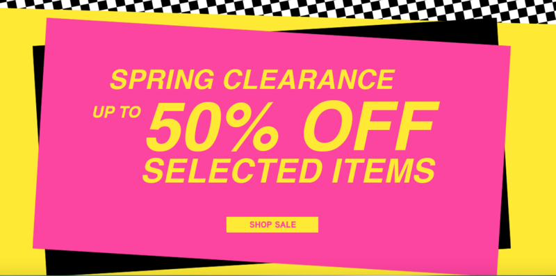 Attitude Clothing: Sale up to 50% off alternative fashion