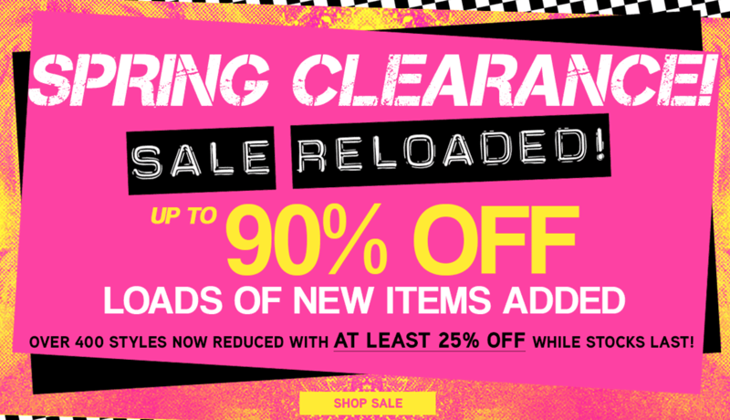 Attitude Clothing Attitude Clothing: Sale up to 90% off alternative clothes