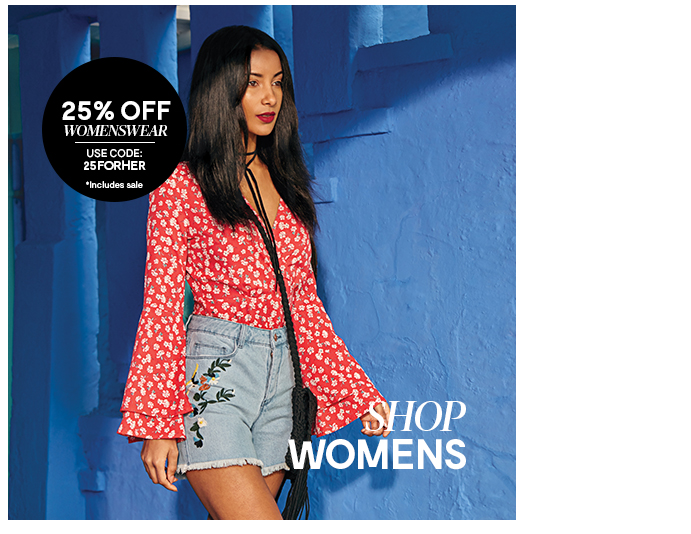 Brand Attic: 25% off womenswear