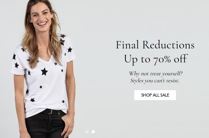 Baukjen: Sale up to 70% off womens clothing