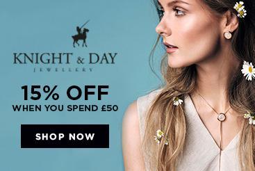 Bella Mia Boutique Bella Mia Boutique: 15% off Knight & Day Jewellery