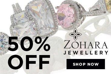 Bella Mia Boutique Bella Mia Boutique: 50% off Zohara Jewellery