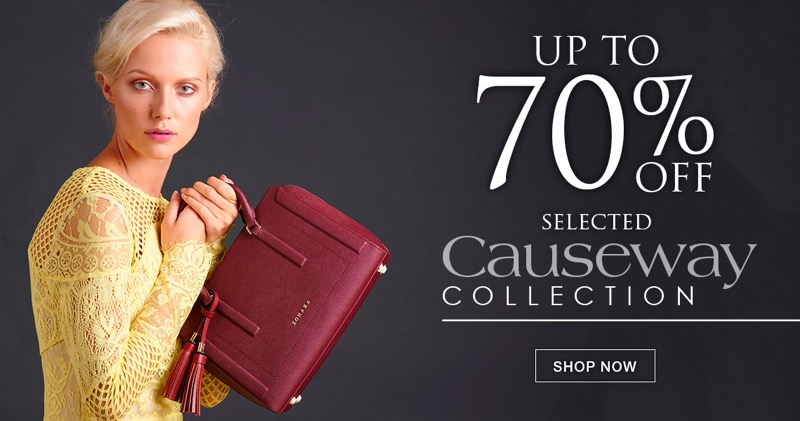 Bella Mia Boutique: up to 70% off Causeway collection