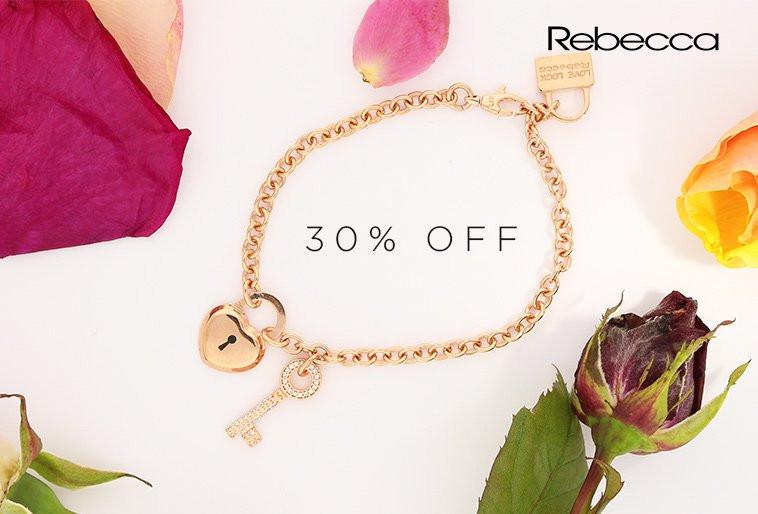 Bella Mia Boutique Bella Mia Boutique: Sale 30% off Rebecca jewellery