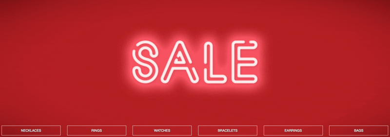 Bella Mia Boutique Bella Mia Boutique: Sale up to 50% off jewellery, watches and bags