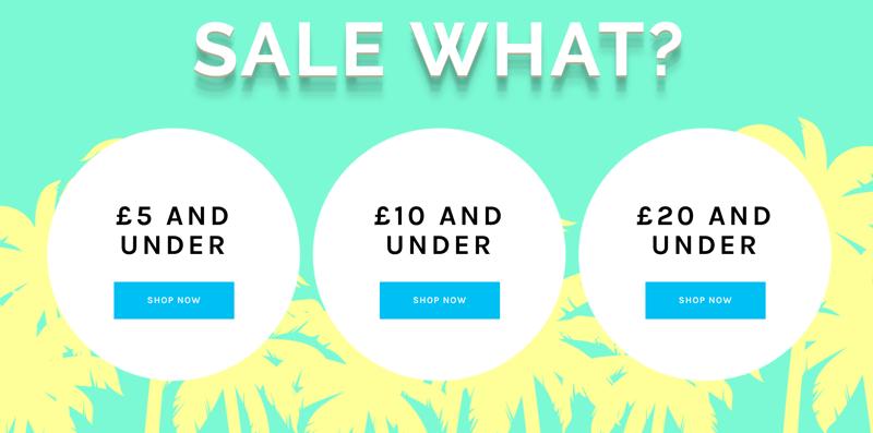 Blue Vanilla Blue Vanilla: ladies fashion under £20