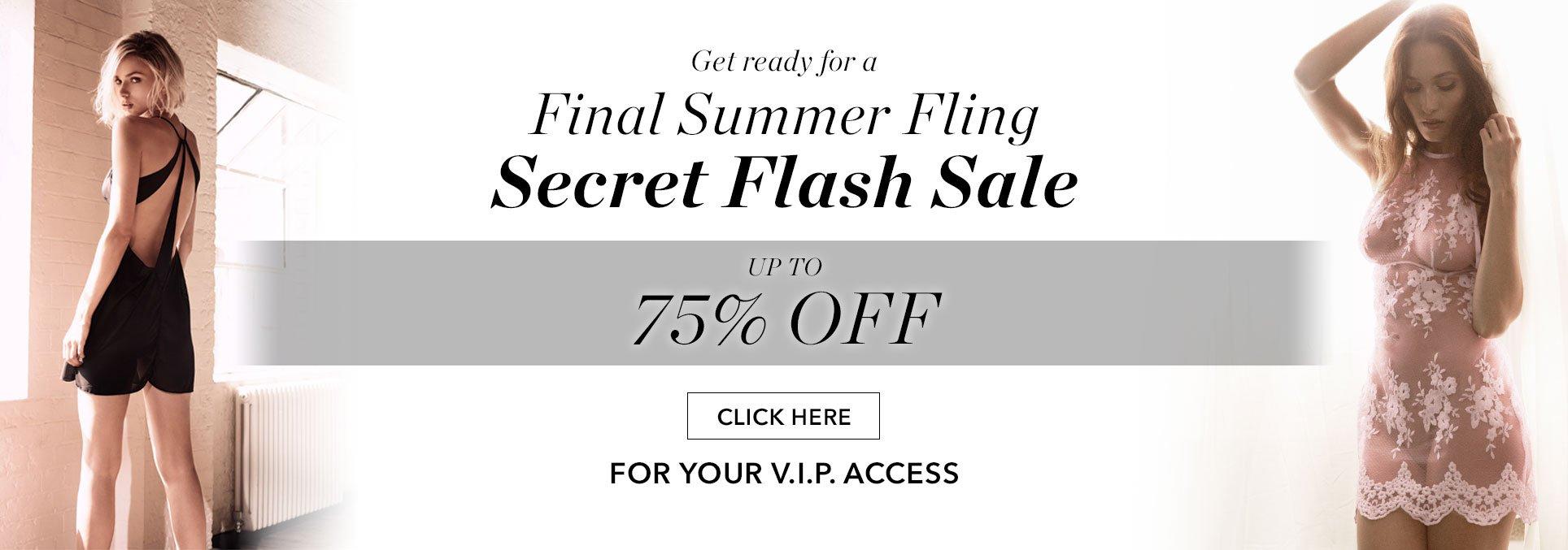 Bluebella Bluebella: Final Summer Sale up to 75% off lingerie