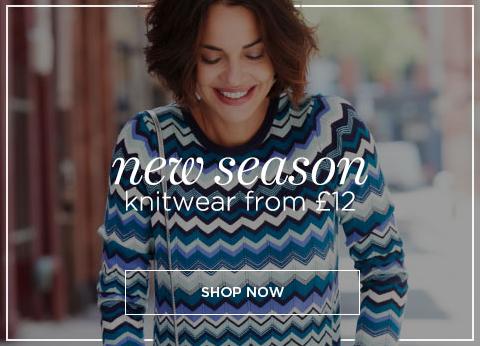 Bonmarché Bonmarché: new season knitwear from £12