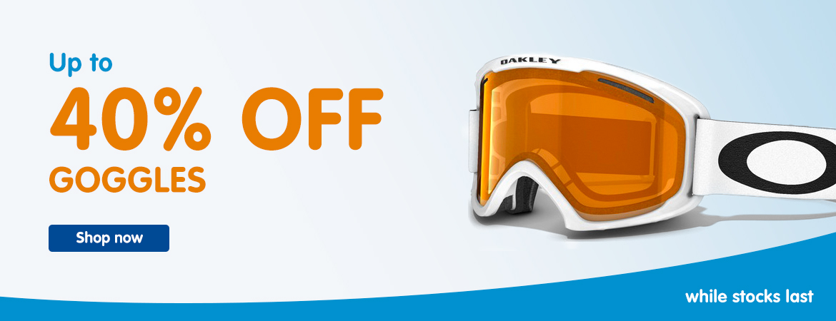 Boots Designer Sunglasses: up to 40% off Goggles