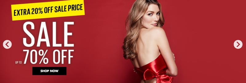 Boux Avenue: extra 20% off lingerie, swimwear, nightwear and accessories