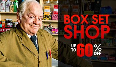 Base: up to 60% off BBC, Comedy, Crime, Sci-Fi, UK TV, US TV box sets