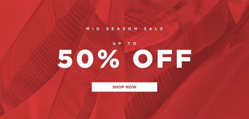 Burton: Mid Season Sale up to 50% off menswear