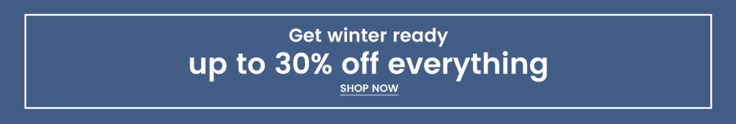 Burton Burton: 30% off men's clothing