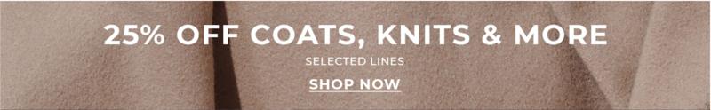 Burton Burton: 25% off men's coats, knits & more