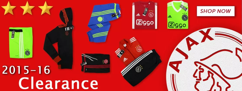 Classic Football Shirts: up to 80% off sport clothing