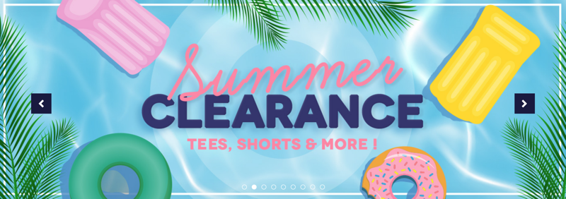 Charles Wilson Charles Wilson: Summer Sale up to 50% off tees, shorts and more