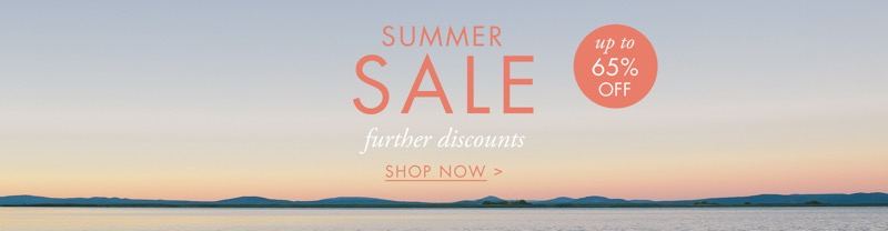 Celtic & Co: Summer Sale up to 65% off women's and men's clothing