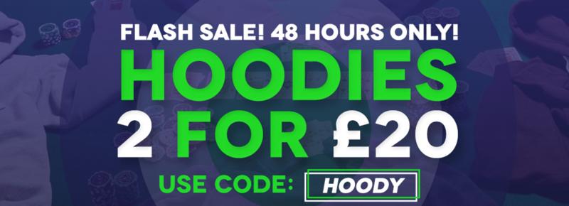 Charles Wilson Charles Wilson: 2 hoodies for £20