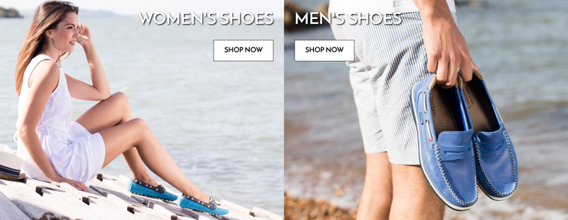 Chatham: Sale up to 50% off women's and men's shoes