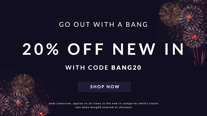 Chi Chi: 20% off new in categories