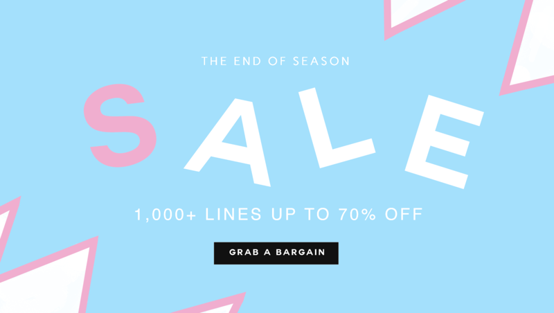 Chi Chi Chi Chi: Sale up to 70% off ladies fashion