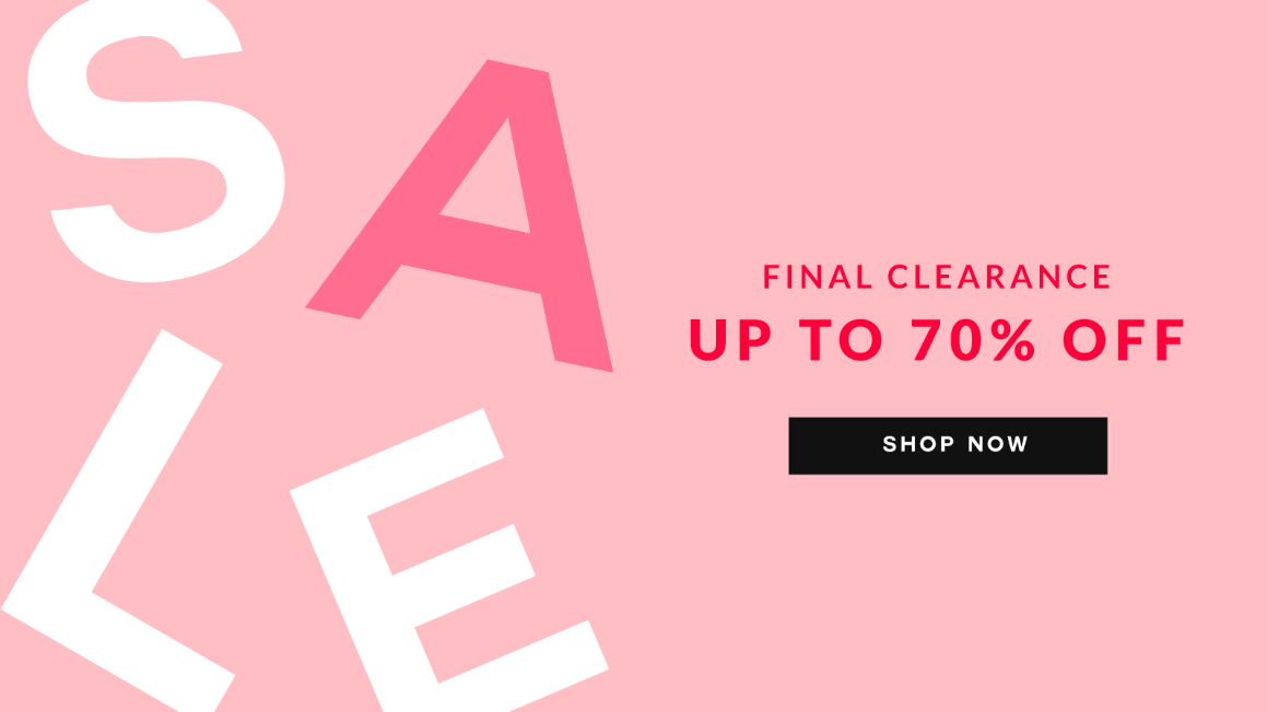 Chi Chi Chi Chi: Sale up to 70% off dresses, clothing, shoes, bags and accessories