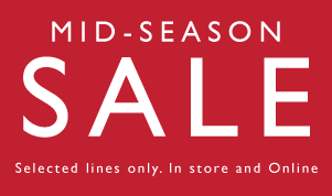 Clarks: Sale 50% off shoes and footwear