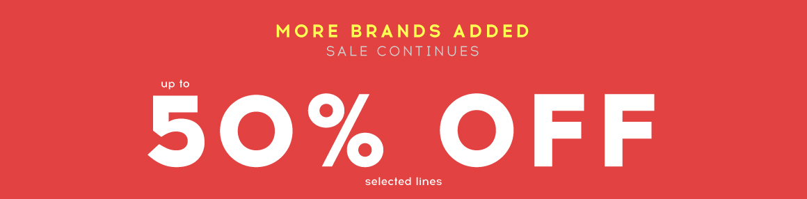Cloggs Cloggs: Sale up to 50% off womens, mens, kids footwear and accessories