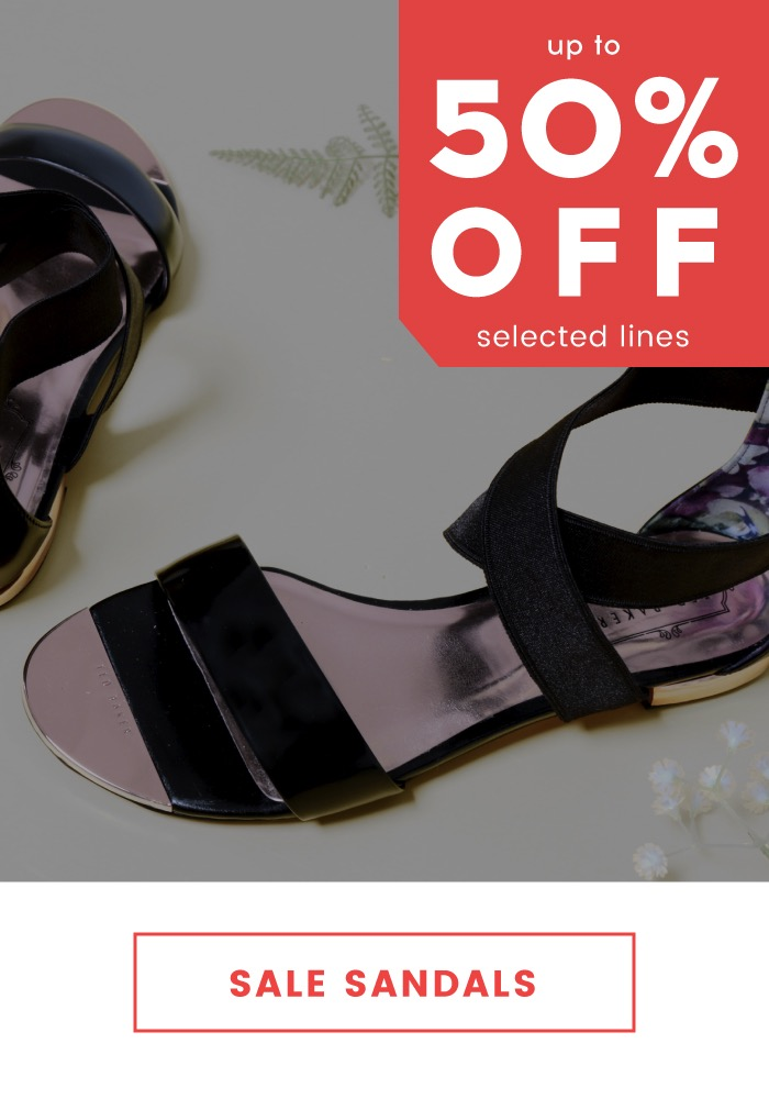Cloggs Cloggs: Sale up to 50% off sandals