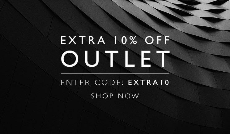 Coggles: extra 10% off outlet on designer brands