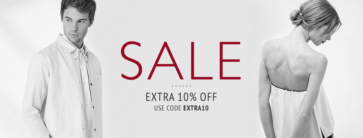 Coggles: extra 10% off designer sale