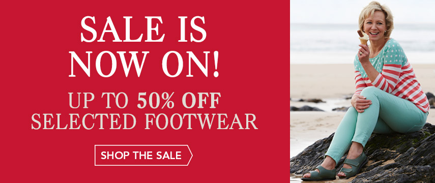 Cosyfeet Cosyfeet: Sale up to 50% off selected footwear