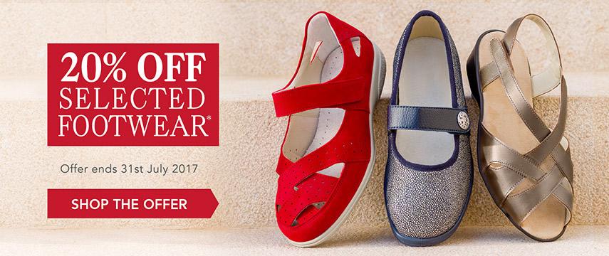 Cosyfeet Cosyfeet: 20% off selected footwear