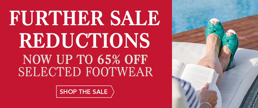 Cosyfeet Cosyfeet: Sale up to 65% off selected footwear