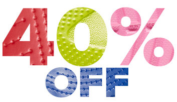 Crocs Crocs: 40% off when you buy two pairs or more