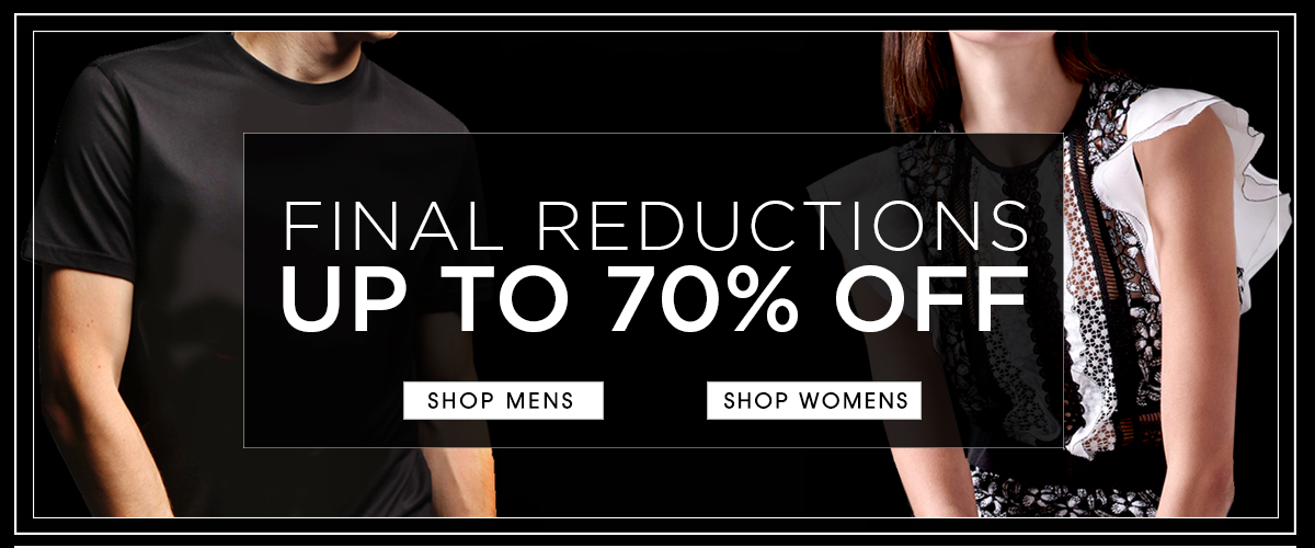 Cruise: Final Sale up to 70% off clothing, footwear and accessories